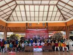 Evaluasi 2 Tahun Jokowi-Ma`ruf, BEMNUS kritik beberapa kementerian